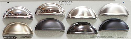 Cup Pulls