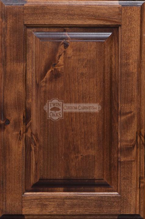 Rustic Alder Cabinets Twin Oaks Custom Cabinets