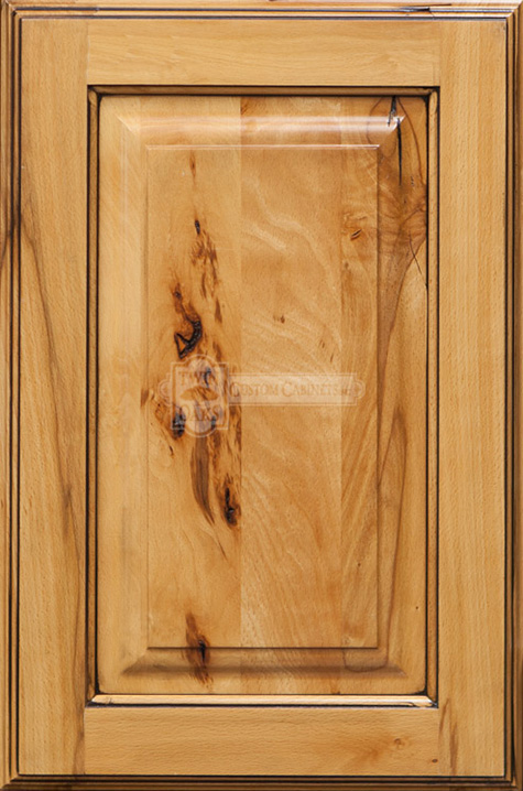 Rustic Beech Cabinets Twin Oaks Custom Cabinets
